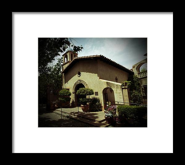 Arizona Framed Print featuring the photograph Tlaquepaque Quiet by Will Cornell