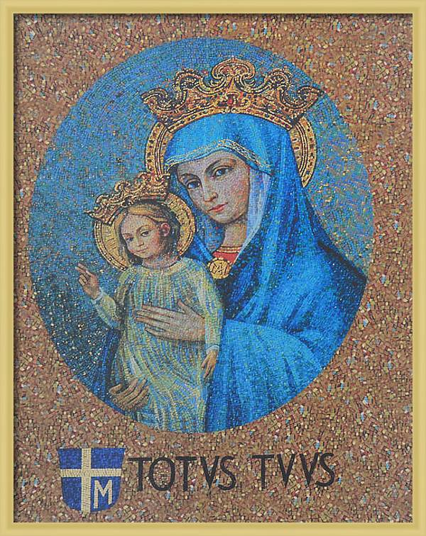 TOTVS TVVS - Jesus and Mary by Pat Cannon
