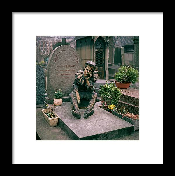 Ballet Framed Print featuring the photograph The Great Nijinsky by Shaun Higson