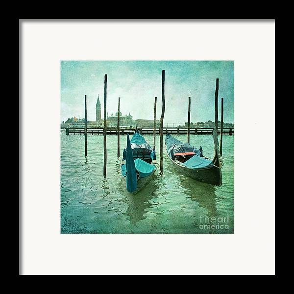 Venice Framed Print featuring the photograph Venice by Paul Grand