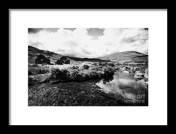 Wicklow Framed Print featuring the photograph Wicklow Mountains by Joe Fox