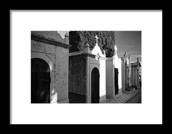 Jezcself Framed Print featuring the photograph Your New Residence by Jez C Self
