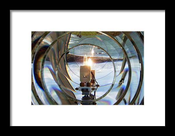 Lighthouse Framed Print featuring the photograph Cape Blanco Light by Rick Pisio