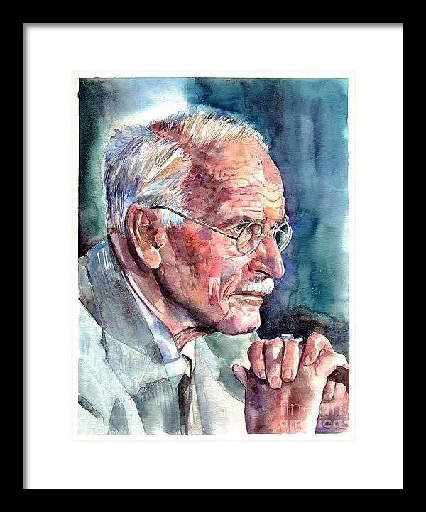 Carl Jung Framed Art Prints Fine Art America