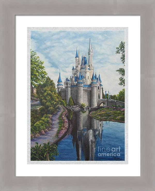 Cinderella Castle  by Charlotte Blanchard