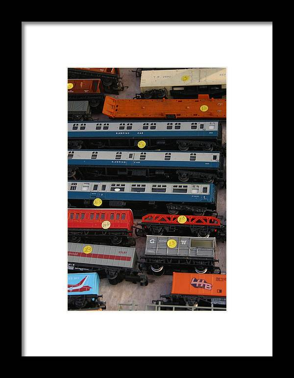 Jez C Self Framed Print featuring the photograph Collect Me by Jez C Self