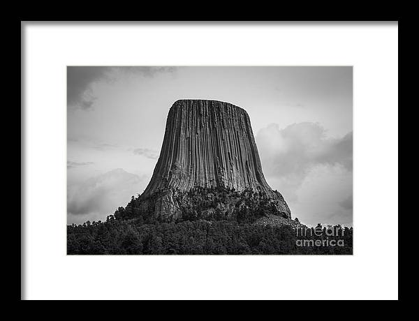 Devils Tower  by Michael Ver Sprill