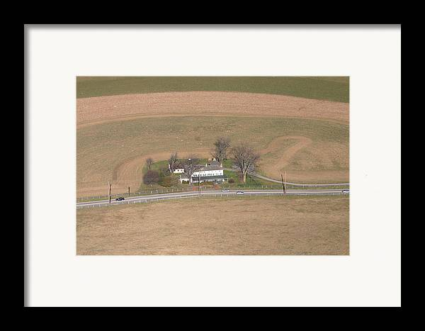 Erdenheim Framed Print featuring the photograph Erdenheim Farm by Duncan Pearson