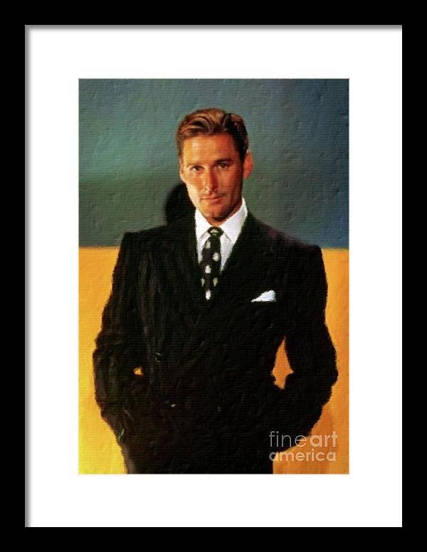 Errol Flynn, Vintage Hollywood Legend by John Springfield