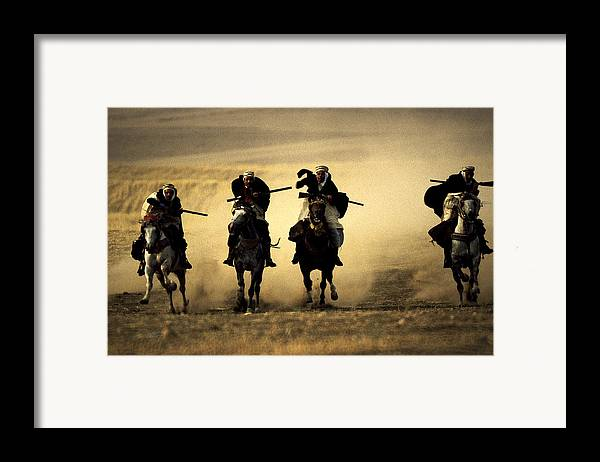 Fnatasia Framed Print featuring the photograph Fantasia by Michael Mogensen