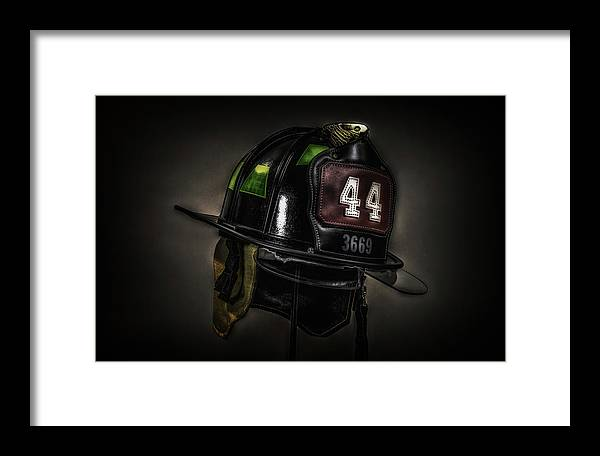 Fdny Framed Print featuring the photograph The Sturdy One by Hans Zimmer