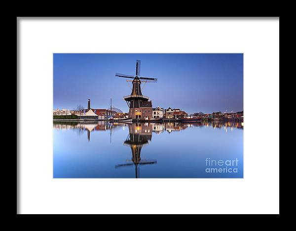 Aged Framed Print featuring the photograph Haarlem by Andre Goncalves
