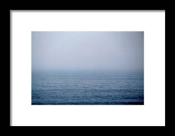 Landscape Framed Print featuring the photograph Horizontal Number 5 by Sandra Gottlieb