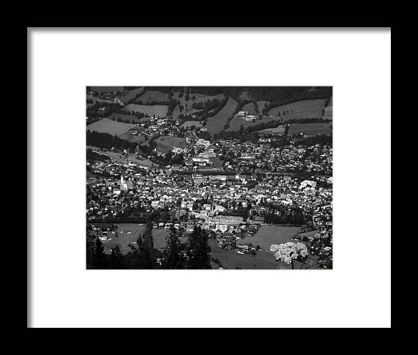 Europe Framed Print featuring the photograph Kitzbuehel by Juergen Weiss