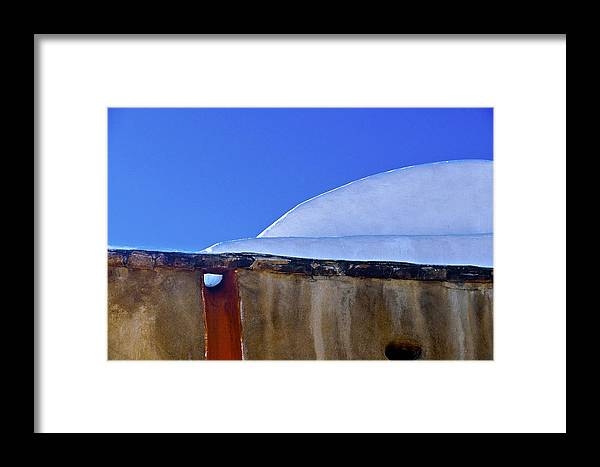 Andrea Gereffi Framed Print featuring the photograph Mission San Jose De Tumacacori by DRK Studios