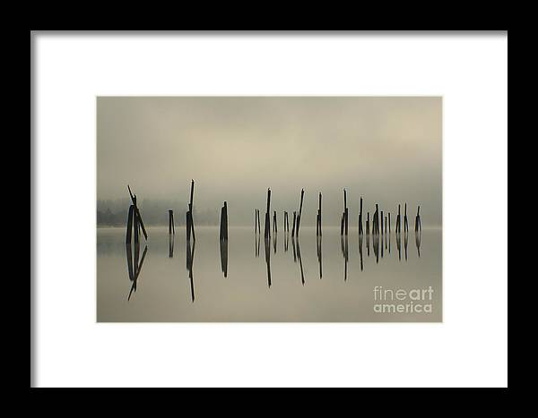 Tranquility Framed Print featuring the photograph Pend Oreille Reflections by Idaho Scenic Images Linda Lantzy
