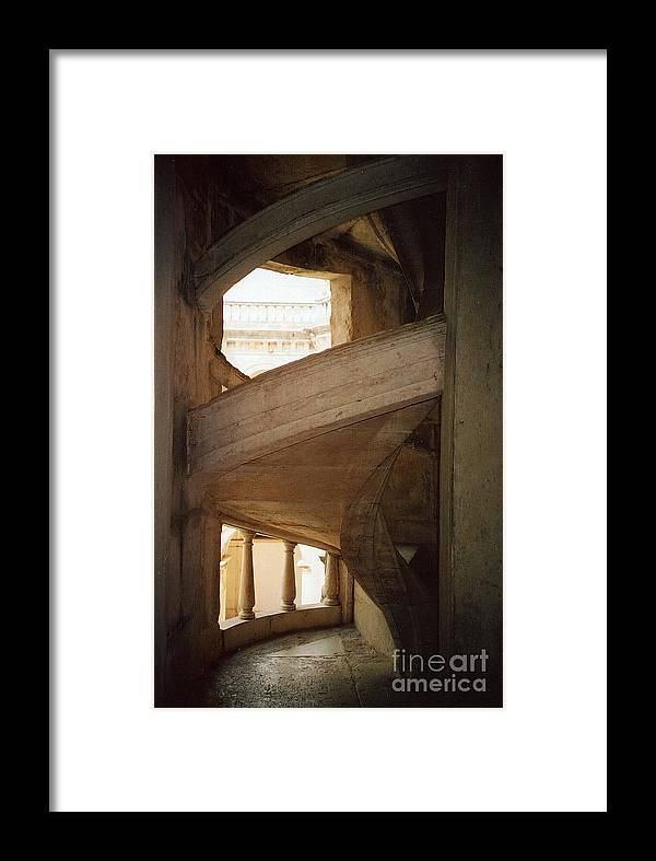 Portugal Framed Print featuring the photograph Portuguese Staircase by Andrea Simon
