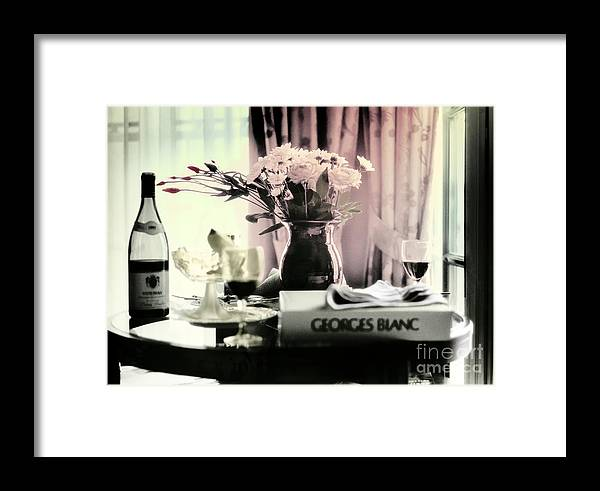Romance Framed Print featuring the photograph Romance In The Afternoon by Madeline Ellis