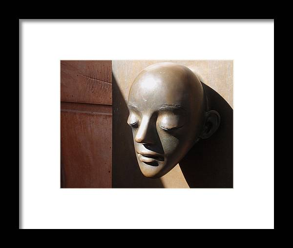 Wise Framed Print featuring the photograph Sage Of The Ages by Edan Chapman