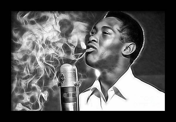 Sam Cooke Collection by Marvin Blaine