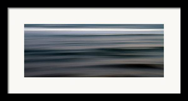 Abstract Framed Print featuring the photograph sea by Stelios Kleanthous