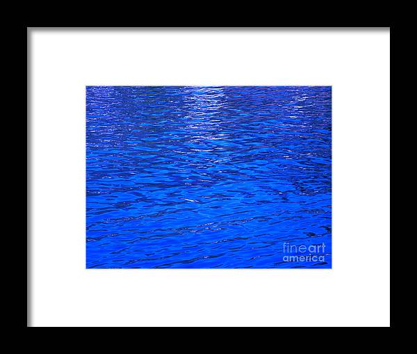 Abstract Framed Print featuring the photograph Seek by Sybil Staples