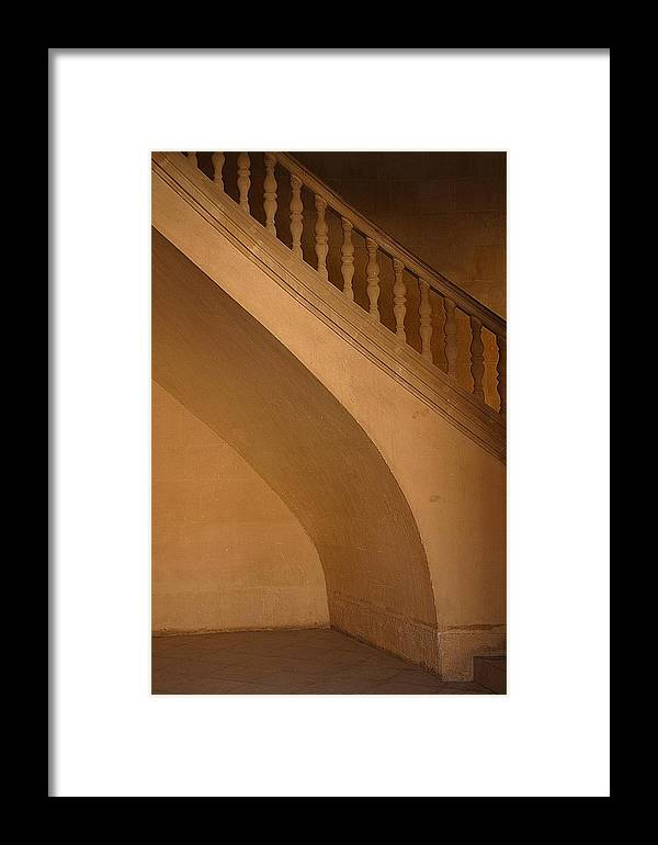 Jez C Self Framed Print featuring the photograph To Where by Jez C Self