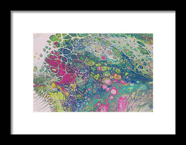 Framed Print featuring the painting Untitled by Shannon Fomby