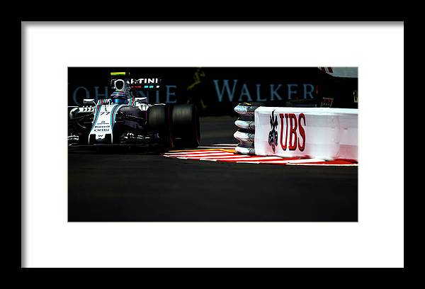 Monaco Framed Print featuring the photograph Formula 1 Monaco Grand Prix 2016 by Srdjan Petrovic