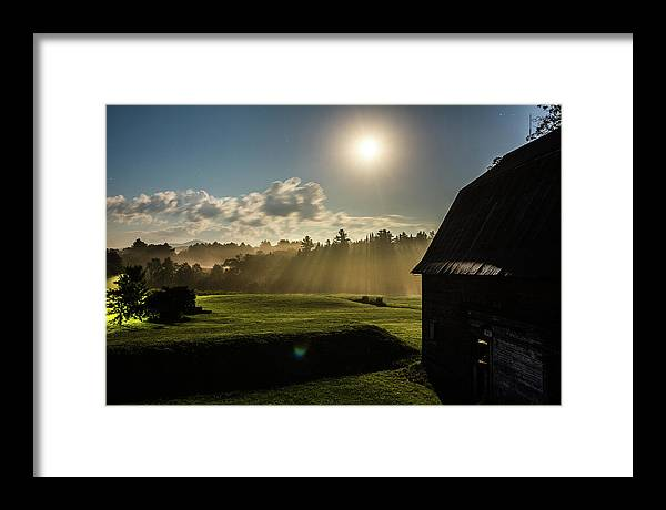 Framed Print featuring the photograph 111111111 by Chuck Alaimo