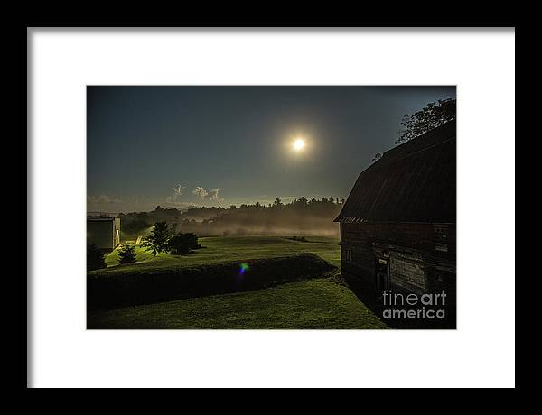 Framed Print featuring the photograph 122212 by Chuck Alaimo