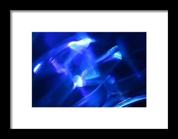 Rainbow Framed Print featuring the photograph Rainbow Art by Hartmut Knisel
