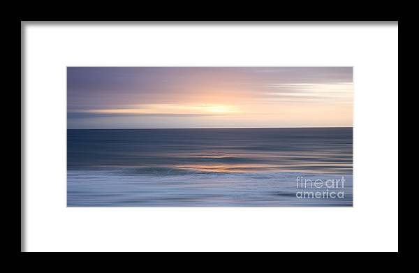 Sunset Framed Print featuring the photograph Msc by Caddelle Faulkner