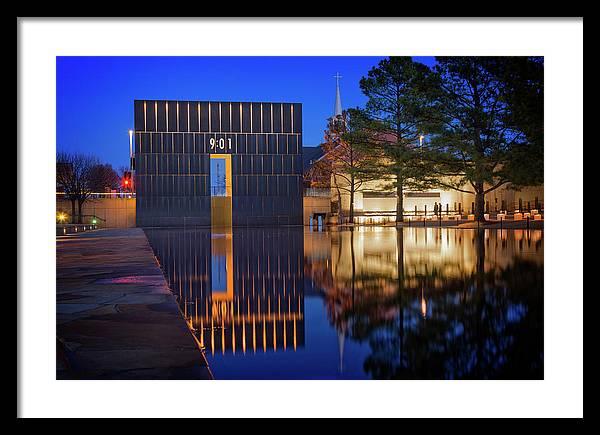 OKC Memorial V by Ricky Barnard