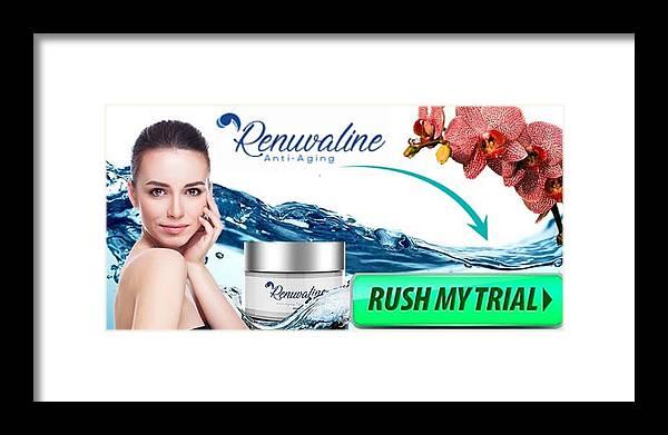 Renuvaline Framed Print featuring the photograph Renuvaline by Renuvaline