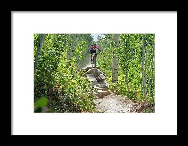 Framed Print featuring the photograph #171 Rawhide by Matt Helm