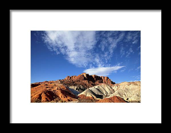 Capitol Reef National Park Framed Print featuring the photograph Capitol Reef National Park by Mark Smith