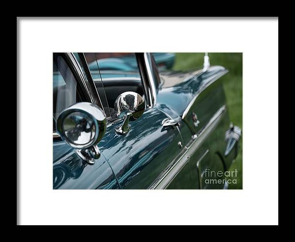 Chevy Framed Print featuring the photograph 1958 Chevrolet Impala - 4 by David Bearden