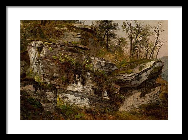 Asher B Durand by Rocky Cliff
