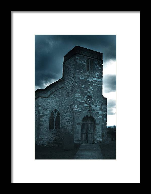 Photographer Framed Print featuring the photograph Deserted by Jez C Self