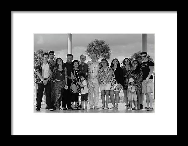 Not For Sale Framed Print featuring the photograph Family Portrait by Don Kerr