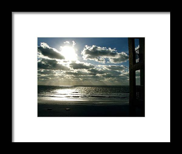 Landscape Photography Framed Print featuring the photograph Florida by Rika Maja Duevel