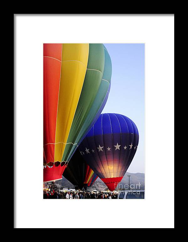 Clay Framed Print featuring the photograph Glowing by Clayton Bruster