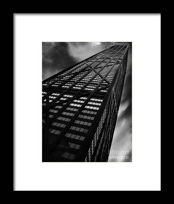 City Framed Print featuring the photograph Limitless by Dana DiPasquale