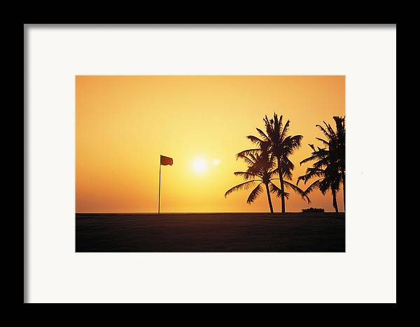 Afternoon Framed Print featuring the photograph Mauna Kea Beach Resort by Carl Shaneff - Printscapes