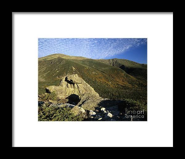 Mount Washington Framed Print featuring the photograph Mount Washington - New Hampshire Usa by Erin Paul Donovan