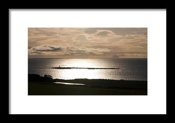 Coast Framed Print featuring the photograph Scottish Coast by Sam Smith