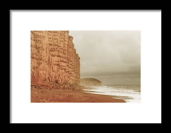 Westbay Framed Print featuring the photograph Westbay by Angela Aird