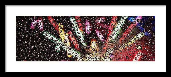 Seattle Framed Print featuring the photograph 2010 New Year Ph001 by Yoshiki Nakamura