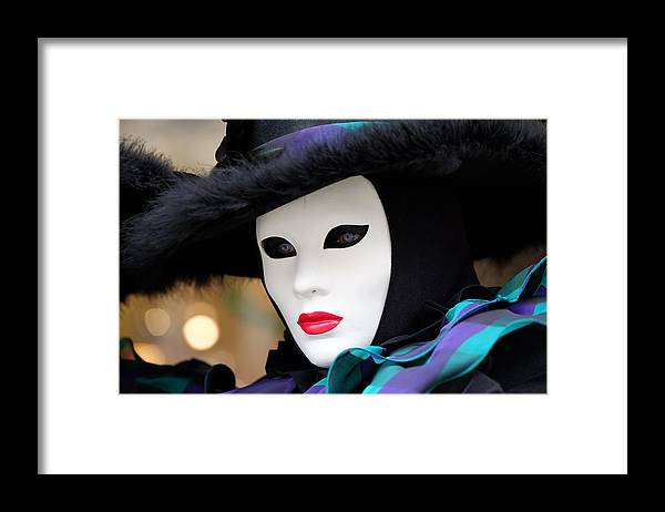 Venice Framed Print featuring the photograph 2015 - 1294 by Marco Missiaja